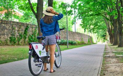 V Žiline sa skončila sezóna zdieľaných bicyklov, do ulíc sa vrátia opäť na jar