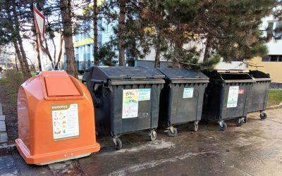 Žilina od nového roka spúšťa triedenie kuchynského bioodpadu