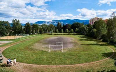Až tri atletické areály v Žiline sa dočkajú rekonštrukcie